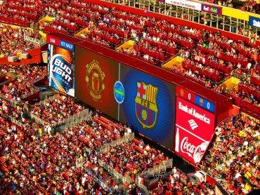 Wielkie kluby piłkarskie będą tematem zajęć w Tyskiej Galerii Sportu (fot. foter.com)