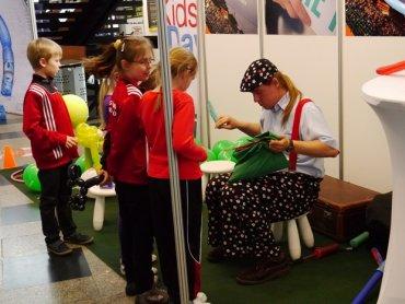 Kids Day w Spodku (fot.dok)