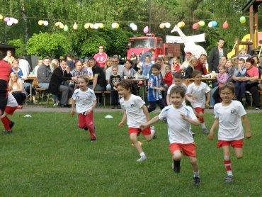 W naszym konkursie można wygrać miesięczne karnety na zajęcia sportowe dla dzieci (fot. materiały Olimpijskich Dzieciaków)