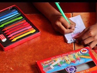 Literacka Pracownia Artystyczna to miejsce, w którym odbywają się zajęcia artystyczne dla osób w różnym wieku (fot. foter.com)