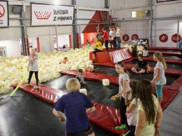Mamy dla Was bilety na zabawę w Parku Trampolin JumpWorld! (fot. mat. organizatora)