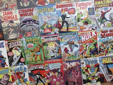 Własne komiksy stworzą dzieci w katowickim Empiku w Silesia City Center (fot. foter.com)