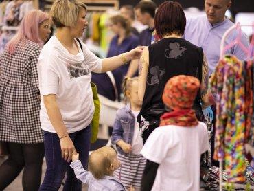 Poprzednie edycje SILESIA BAZAAR cieszyły się zwykle dużą popularnością wśród rodzin z dziećmi (fot. mat. SB)