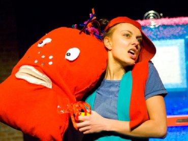 W czasie ferii Podwieczorki Teatralne odbywają się też w środy (fot. mat. Teatr Gry i Ludzie)