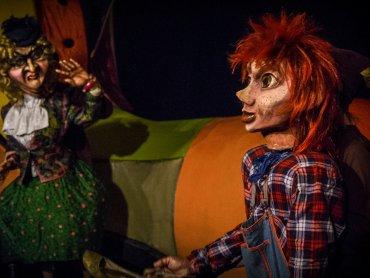 Spektakl inspirowany klasyczną baśnią zobaczycie 26 lutego w Teatrze Gry i Ludzie (fot. mat. Teatr Gry i Ludzie)