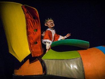 Spektakl inspirowany klasyczną baśnią zobaczycie 20 listopada w Teatrze Gry i Ludzie (fot. mat. Teatr Gry i Ludzie)