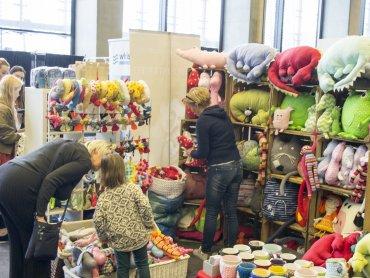 Silesia Bazaar Kids to targi mody dla dzieci (fot. mat. Silesia Bazaar)