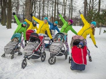 """""""Zima nie jest zła"""" to kampania zachęcająca rodziców do aktywnego spędzania czasu z dziećmi w trakcie zimy (fot. mat. organizatora)"""