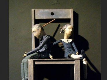 """W tajemniczy świat lalek wprowadzi gości galerii Teatr """"Ateneum"""" (fot. mat. organizatora)"""
