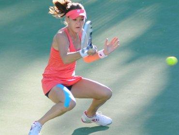 Agnieszka Radwańska, Indian Wells 2013 (fot. wikipedia)