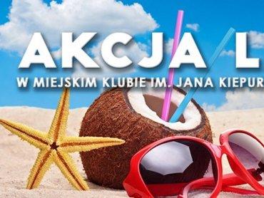 """""""Akcja Lato w mieście"""" w Klubie Kiepury to warsztaty taneczne, wokalne i teatralne (fot. mat. organizatora)"""