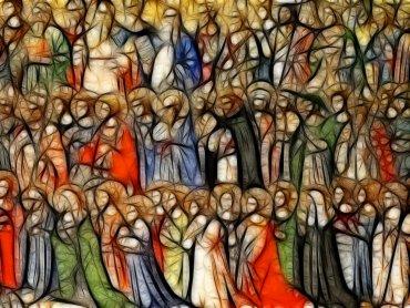 Bal Wszystkich Świętych to impreza dla całych rodzin (fot. pixabay)