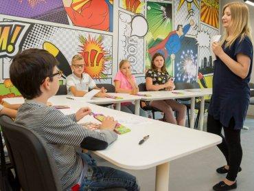 Na bezpłatne zajęcia z angielskiego zaprasza Profi-Lingua (fot. mat. organizatora)