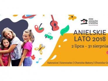 """Akcja Domu Aniołów Stróżów """"Anielskie Lato"""" umożliwi dzieciom, które nie wyjeżdżają nigdzie na wakacje, ciekawie spędzić ten czas w mieście (fot. mat. organizatora)"""