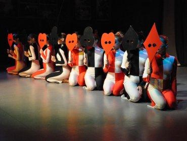 Studio Tańca Współczesnego i Baletu Arabeska (fot. materiały Pałacu Młodzieży)
