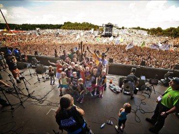 Arka Noego na Przystanku Woodstock (fot. archiwum zdjęć na Fb zespołu)