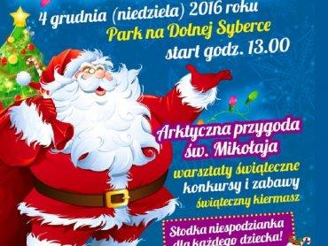 To już VI Będzińskie Mikołajki przygotowane dla najmłodszych (fot. mat. organizatora)
