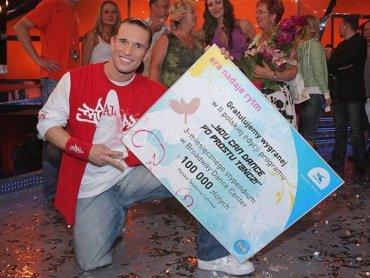 Artur Cieciórski poprowadzi warsztaty taneczne na Śląsku (fot. materiały Tito Dance Studio)