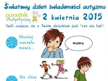 Nietypowe zachowanie dziecka może być objawem autyzmu (fot. mat. prasowe)
