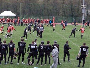 AZS Rebels (fot. mat. Stadionu Śląskiego)