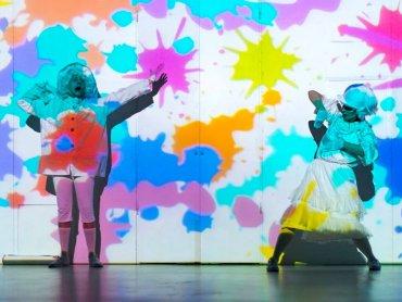 Spektakl wykona Fabryka Kultury (fot. mat. Fb Fabryka Kultury)