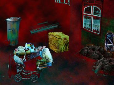 """""""Bajka o małym złomiarzu"""" zostanie wystawiona na deskach Teatru Rozrywki w Chorzowie (fot. mat. Teatru)"""