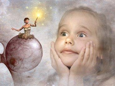Podczas spotkań w MBP w Gliwicach dzieci przeniosą się w magiczny świat baje (fot. pixabay)