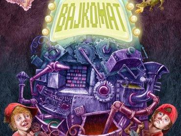 """Spektakl pt. """"Bajkomat"""" będzie można obejrzeć w sobotę 9 lutego w Teatrze Gry i Ludzie w Katowicach (fot. mat. organizatora)"""