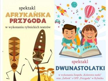 Bajkowa niedziela w Domu Kultury w Rybniku-Boguszowicach to dwa spektakle dla dzieci (fot. mat. organizatora)