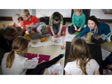 Bajtel klub ma lekką formułę luźnych, wesołych, rodzinnych spotkań (fot. mat. organizatora)
