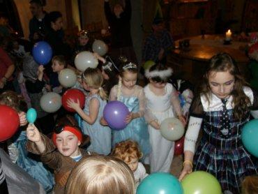 Bal karnawałowy dla dzieci odbędzie się w Warowni Pszczyńskich Rycerzy (fot. mat. organizatora)