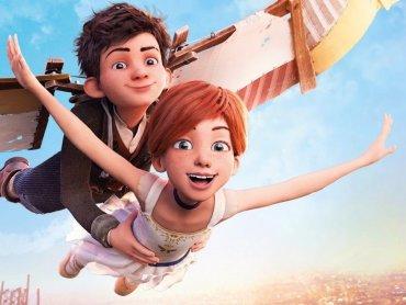 """""""Balerina"""" to film, który obejrzycie na najbliższym spotkaniu z cyklu """"Rodzina do kina"""" w kinie Kosmos (fot. mat. Kino Kosmos)"""