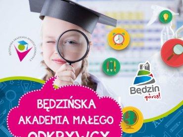 Będzińska Akademia Małego Odkrywcy zaprasza na zajęcia (fot. mat. organizatora)