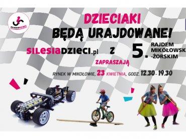 Silesia Dzieci zaprasza rodziców i dzieci na 5. Rajd Mikołowsko-Żorski (fot. mat. organizatora)