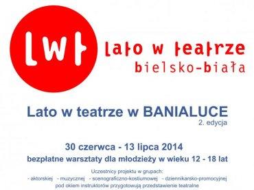 Teatr Lalek Banialuka zaprasza na warsztaty wakacyjne (fot. materiały teatru)