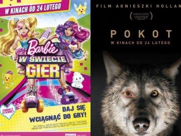 """Mamy dla Was bilety na """"Barbie w świecie gier"""" oraz """"Pokot"""" (fot. mat. Multikino)"""
