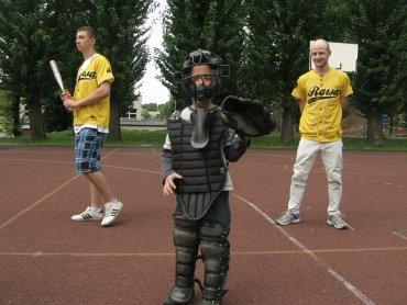 Baseball jest sportem ogólnorozwojowym, który poprawia sprawność całego ciała (fot. materiały prasowe)