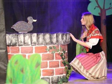 Baśń o zaklętym kaczorze (fot. mat. SCK - Park Tradycji)