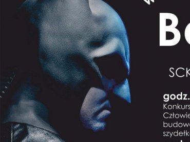 Na wieczór z Batmanem zaprasza Siemianowickie Centrum Kultury (fot. mat. organizatora)