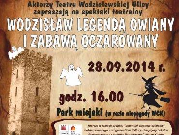 W Parku Miejskim w Wodzisławiu Śląskim odbędzie się ciekawy spektakl (fot. materiały organizatora)