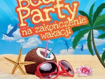 Beach Party odbędzie się na parkingu przed Nemo - Wodny Świat 30 sierpnia (fot. mat. organizatora)