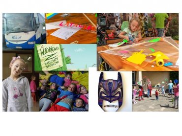 BeCeKobus to warsztaty organizaowane dla dzieci z różnych dzielnic Bytomia (fot. mat. organizatora)
