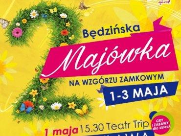 W Będzinie będzie się wiele działo podczas długiego weekendu majowego (fot. mat. organizatora)