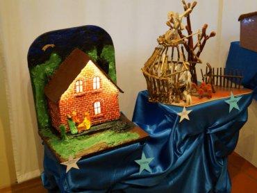 Wystawa szopek bożonarodzeniowych w Muzeum Miejskim w Rudzie Śląskiej (fot. mat. muzeum)
