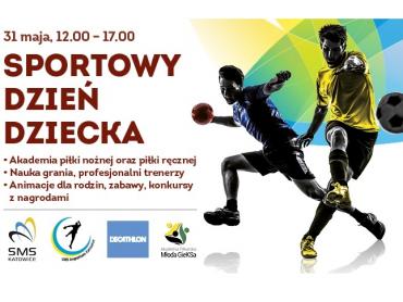 W CH Dąbrówka dzieci będą miały okazję poznać tajniki piłki nożnej i ręcznej (fot.mat. organizatora)