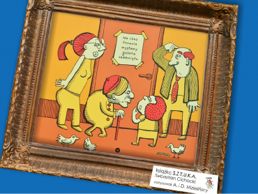 """""""Pola widzenia"""" to akcja, która ma przybliżyć sztukę najmłodszym odbiorcom (fot. mat. organizatora)"""