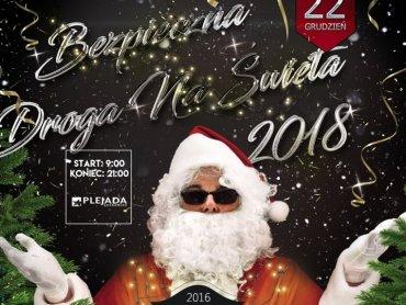 """""""Bezpieczna droga na Święta"""" to ważna akcja organizowana przez OHP w Sosnowcu-Porąbce (fot. mat. organizatora)"""