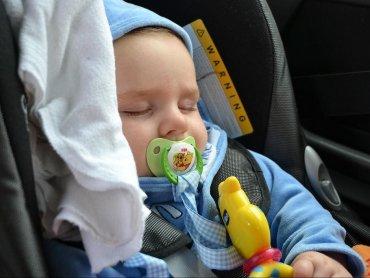 """""""Bezpieczne dziecko w podróży"""" to ogólnopolska akcja, której patronuje Silesia Dzieci (fot. foter.com)"""