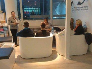 Spotkania z psychologiem pomagają zachować równowagę umysłu (fot. mat. organizatora)