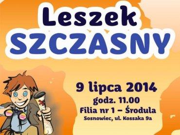 Na ciekawe spotkanie zaprasza biblioteka w Sosnowcu (fot. materiały prasowe)